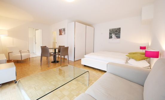 Studio apartment, 40 sqm