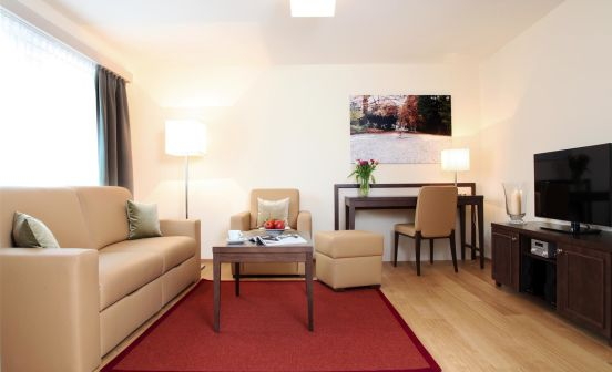 1-bedroom apartment, 54 m²