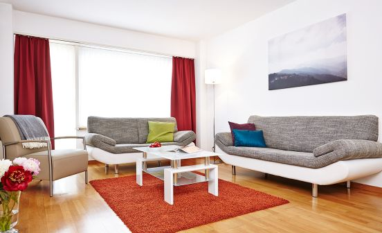 1-bedroom apartment, 66 m²
