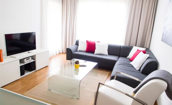 2-bedroom apartment, 65 sqm