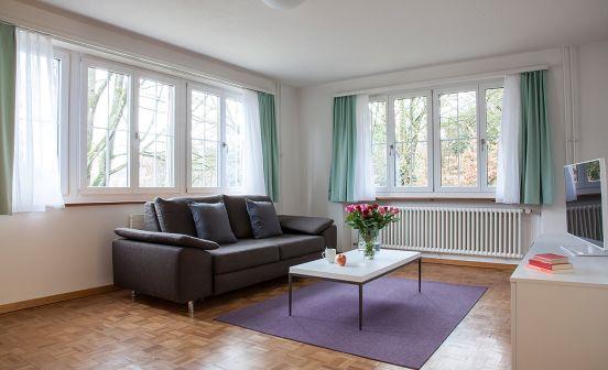 3 Zimmer Apartment, Parterre, 80 m²