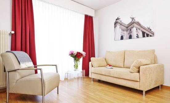 2-Zimmer Apartment, 42 m²