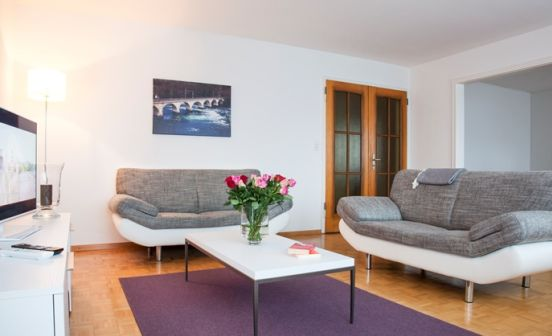 6 Zimmer Apartment, 125 m²