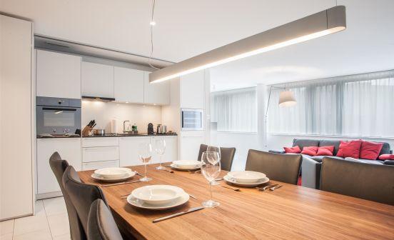 2.5 Zimmer Apartment Suite