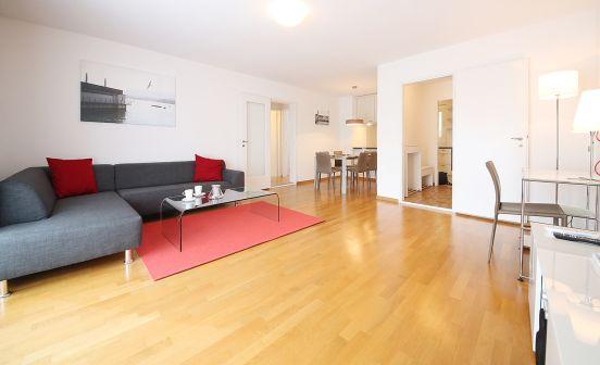 2-bedroom apartment, 70 sqm
