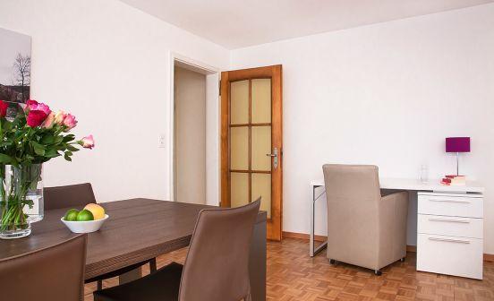 4 Zimmer Apartment, 85 m²