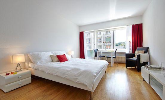 Business Studio Apartment, 37 m²