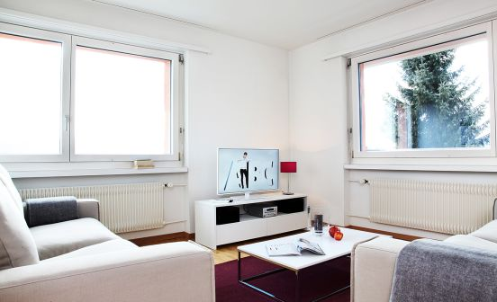 1-bedroom apartment, 60 sqm