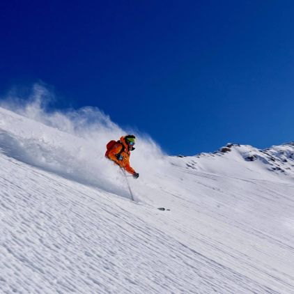 Freeride and Ski Touring guide