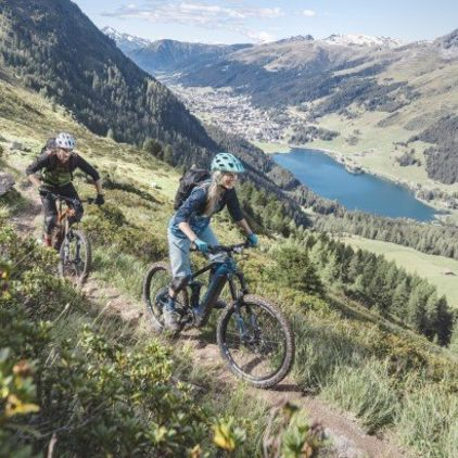 Bike & Sleep - The Bike Hotels of Davos Klosters