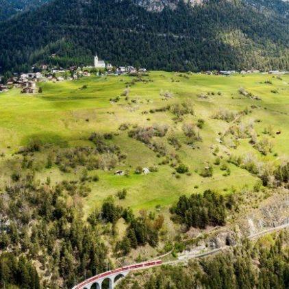 Alpine Circle – die faszinierende Rundreise