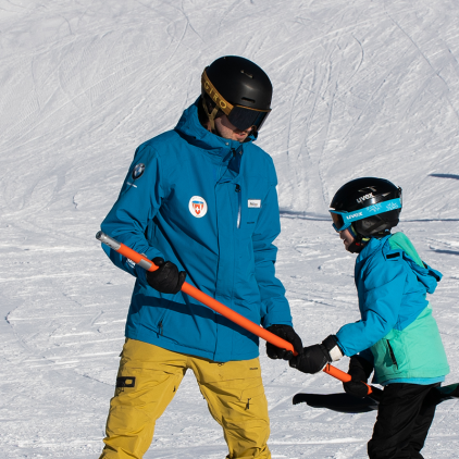Kinder Blue League Snowboard Vormittag