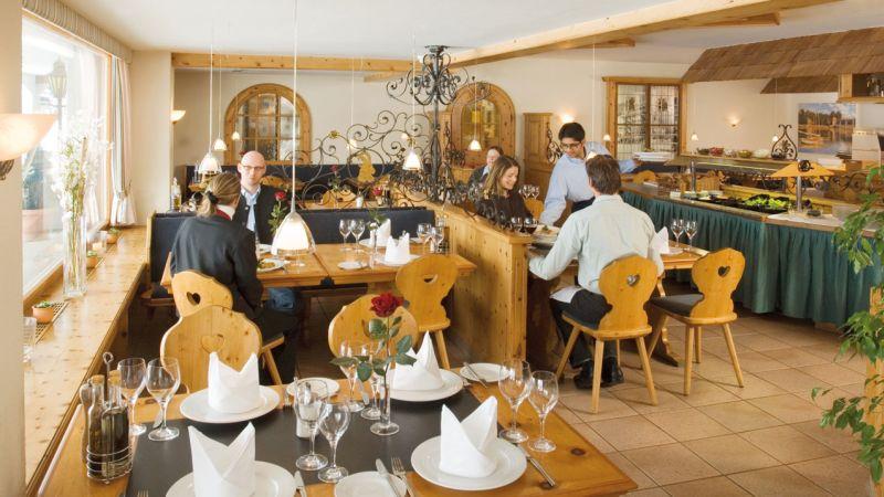 Stübli Silvretta Parkhotel