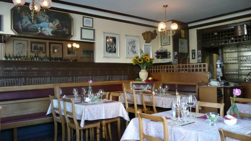 Bistro/Restaurant Gentiana