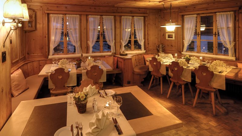 Arvenstübli Hotel Ducan