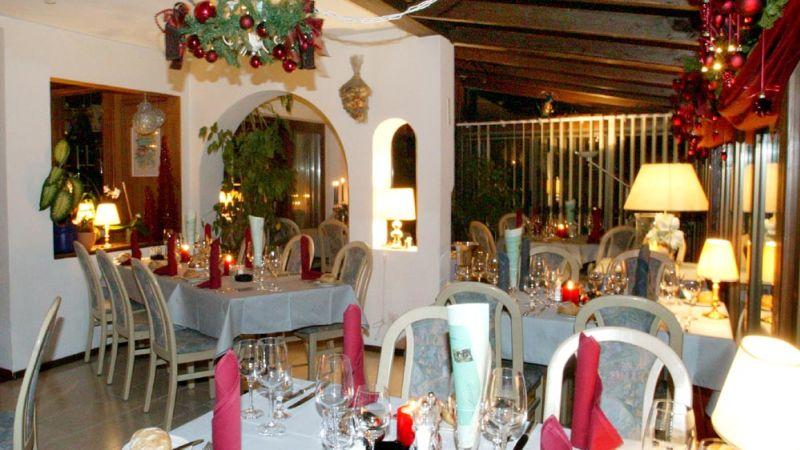 Larix - Wintergarten Restaurant