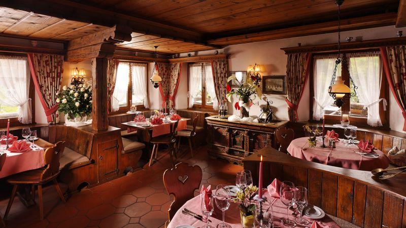 Hotel Steinbock - � la carte Restaurant