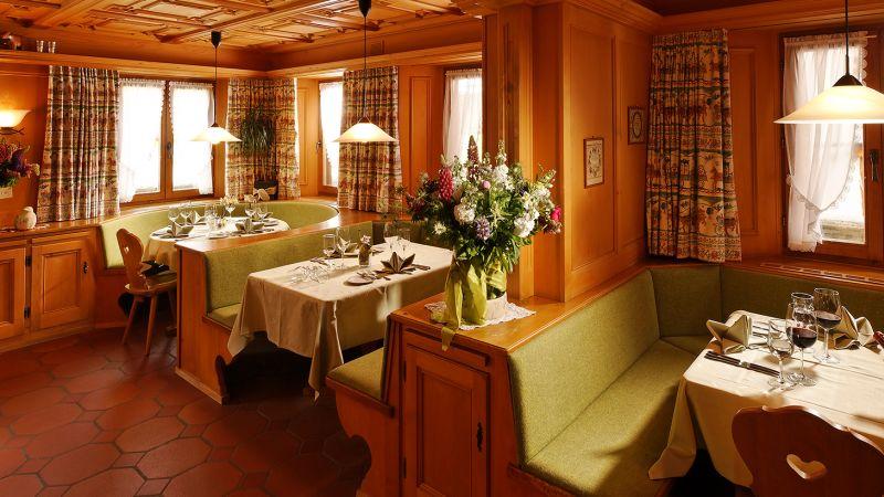 Hotel Steinbock - Prättigauer Stube