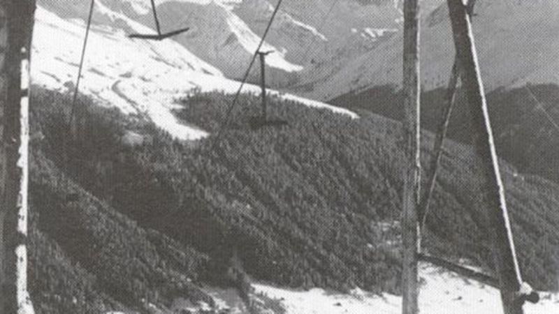 Berghütte Schatzalp-Strelapass