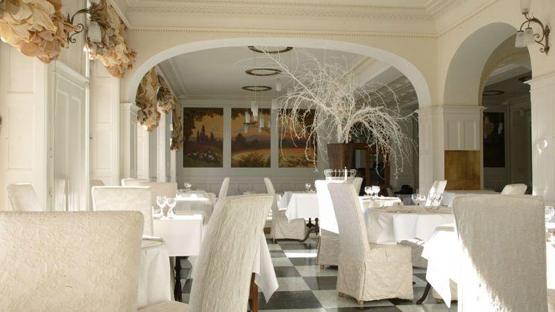 Schatzalp Snow Beach Terrassen-Restaurant