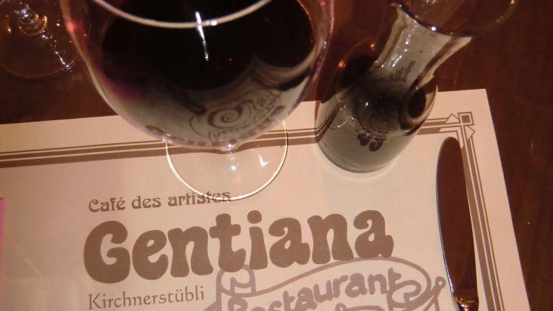 Tischset Gentiana