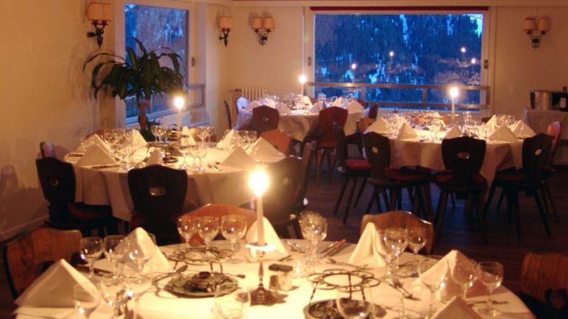Schatzalp Panoramarestaurant