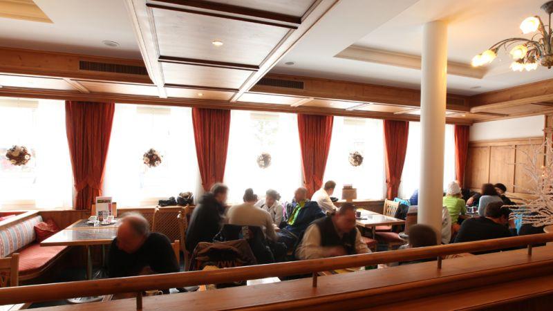 Cafe Weber Innenansicht