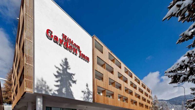 The Grill, Hilton Graden Inn