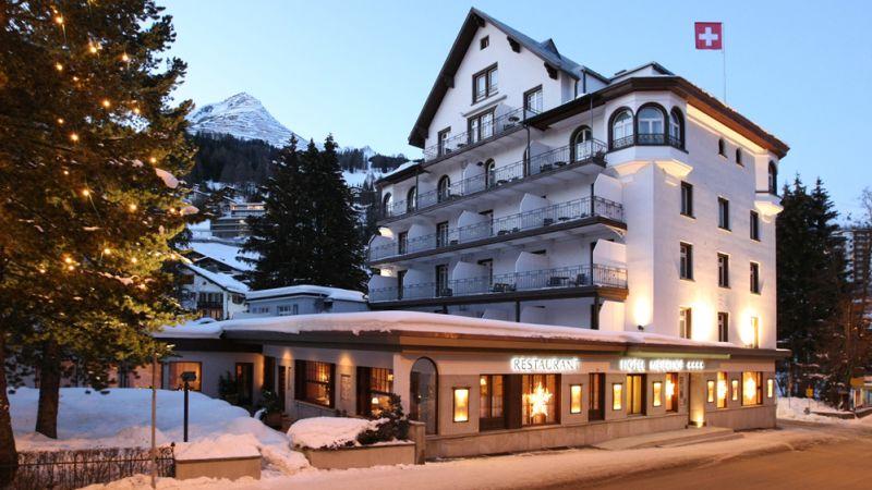 Hotel Meierhof Aussenansicht
