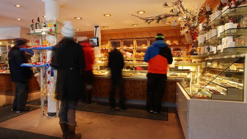 Verkaufsladen Cafe Weber
