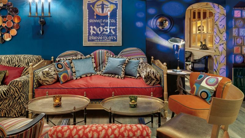 Pöstli Lounge