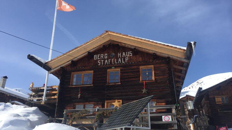 Stafelalp Winter