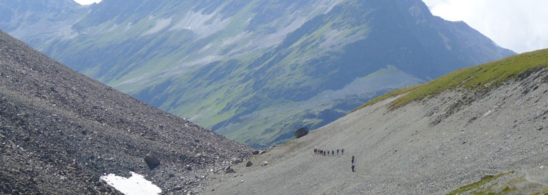 24h-hiking 2021 Klosters Rätikon