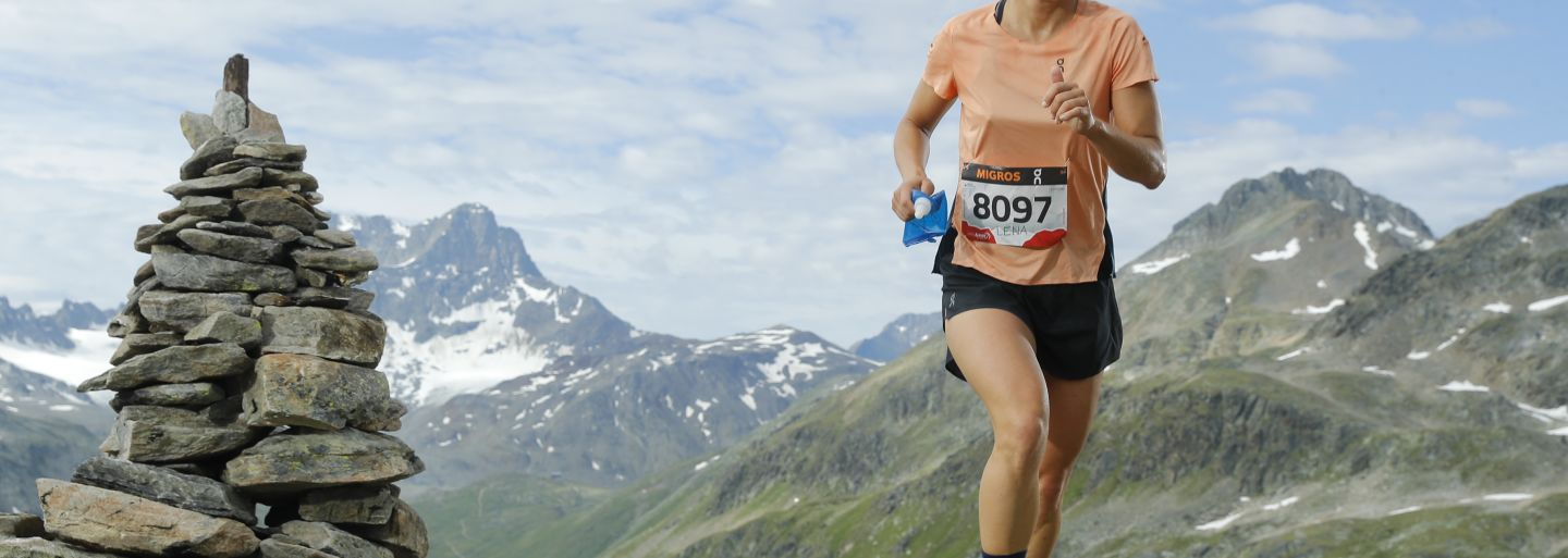 Trailrunning-Event: Swissalpine