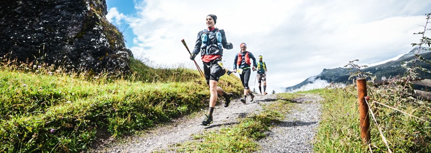 Trailrunning-Event: Madrisa Trail