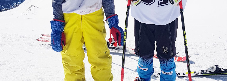 Skirennen für Zweitwohnungsbesitzer