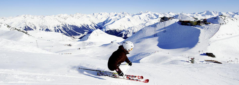Wintersafari (Skifahren)