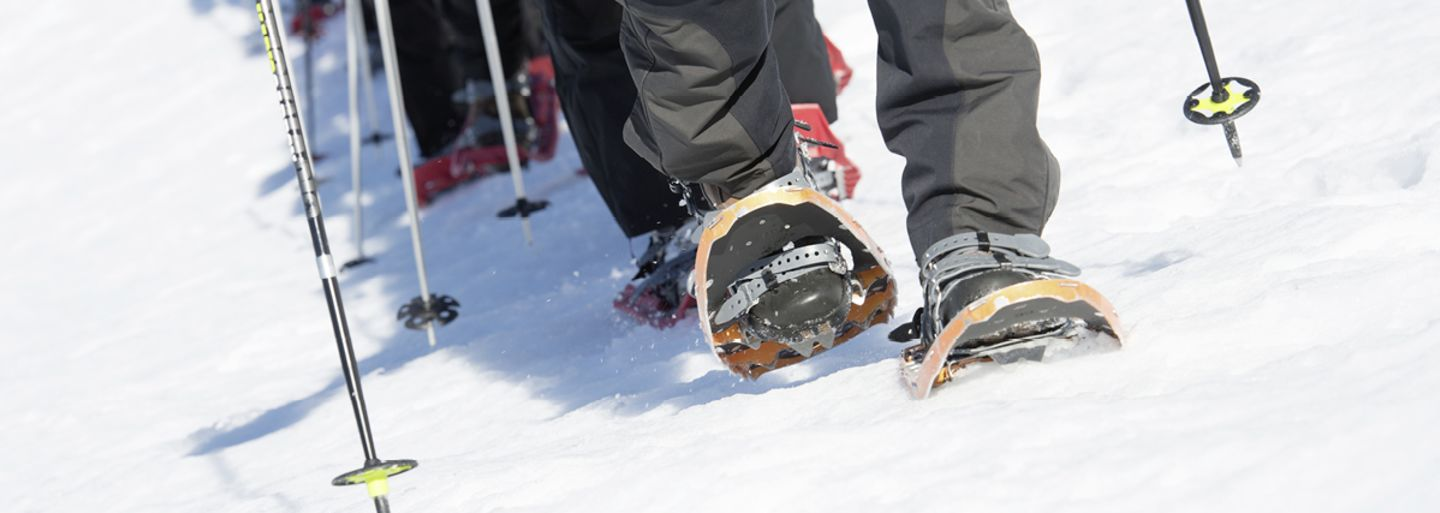 Snow Shoe Trial Lesson Klosters