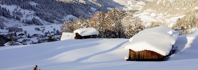 Schneeschuh-Abenteuer Klosters