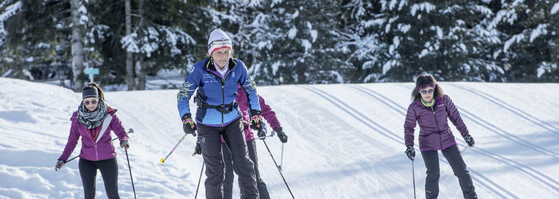 Langlauf-Schnupperkurs - Skating-Technik Davos