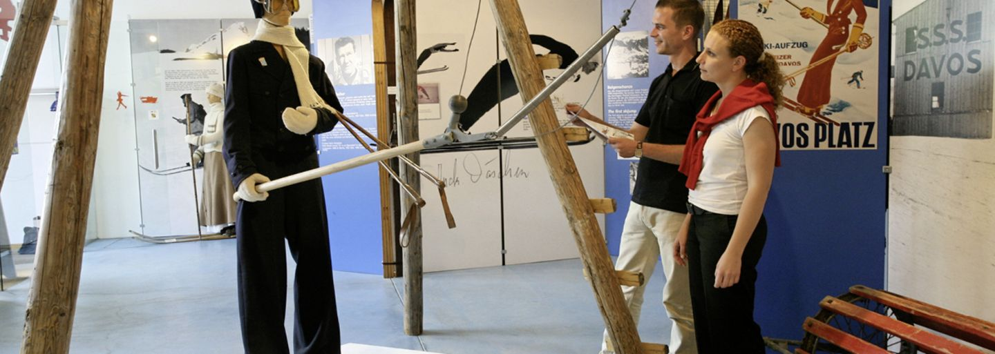 Winter Sports Museum - Guided tour English