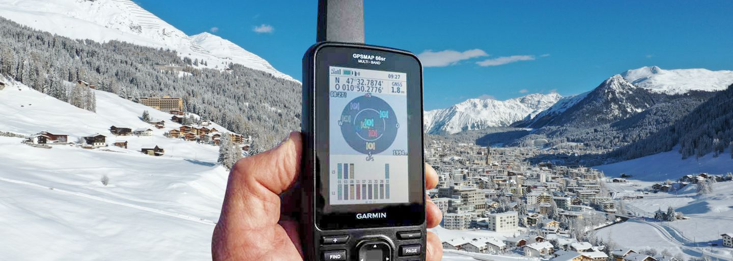 Adventurous GPS hunting for families