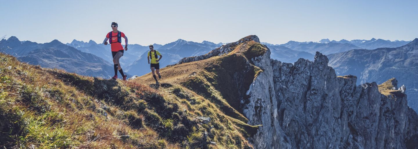 18th Davos hiking, walking and trailrunning courses