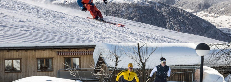 1. Ski - und Langlaufwoche 2021