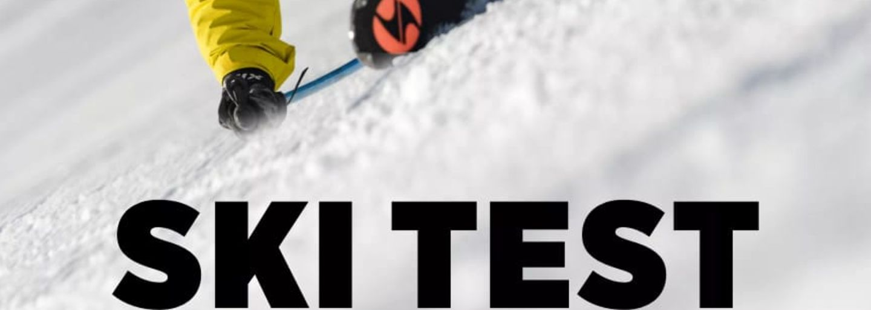Blizzard Ski Test auf Parsenn