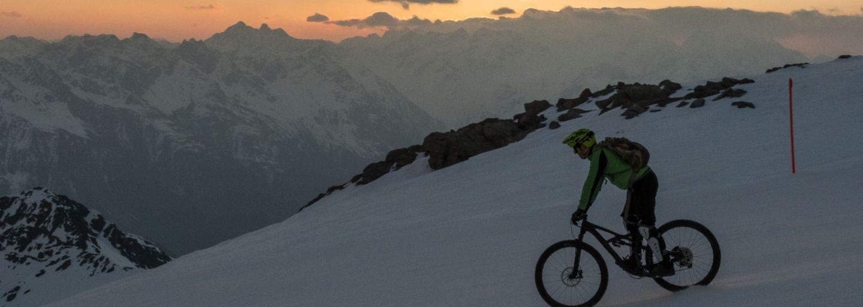 Morning Flow Ride Davos
