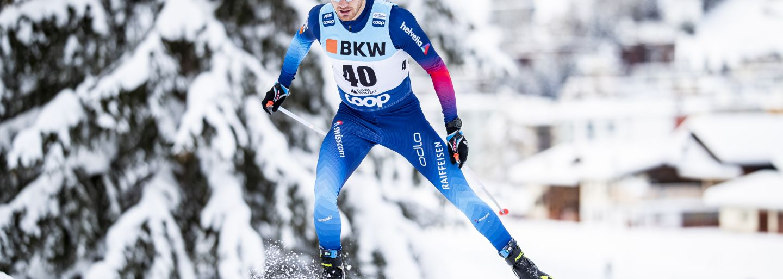 FIS Langlauf Weltcup Davos Nordic