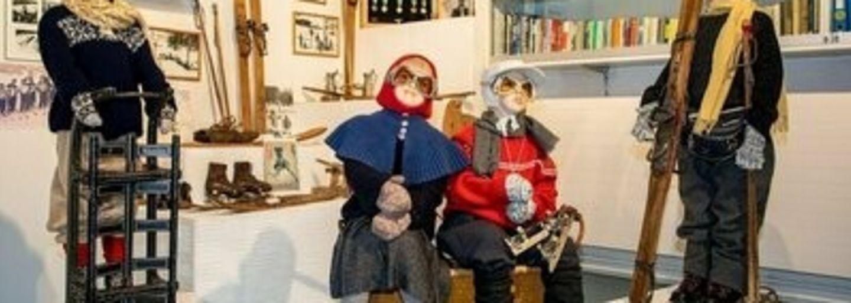 Führung Wintersportmuseum / Englisch