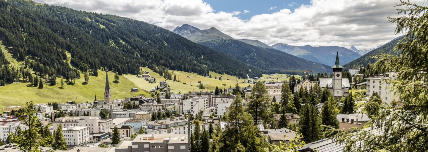Cultural and Historical Guided Tour Davos