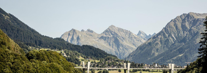 Führung Sunnibergbrücke